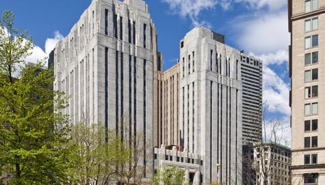 John W. McCormack Building